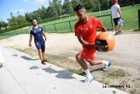 Chambon-sur-Lignon : cinq clubs de foot et une équipe de handball en stage cet été