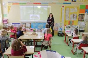 Lapte : la biodiversité s'invite à l'école du Petit Suc