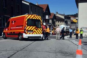 Dunières : une femme mortellement fauchée par un poids-lourd dans la rue principale