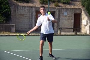 Tence : c'est parti pour trois semaines de tennis et d'animations