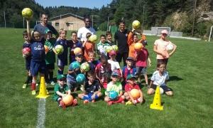 Chambon-sur-Lignon : des stages de foot gratuit pour les 5-18 ans