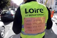 La manifestation régionale des Gilets jaunes au Puy-en-Velay en images