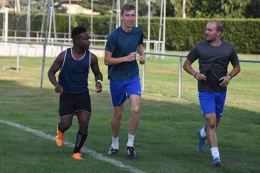 Montfaucon-en-Velay : les footballeurs ne visent pas une mais deux montées