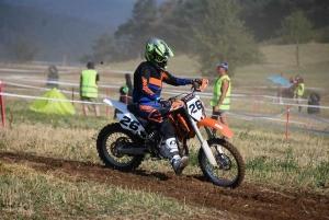 Course sur prairie de Saint-Maurice-de-Lignon : les 85 cc