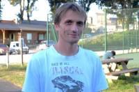 L'Yssingelais Lionel Baquerin est toujours en course après sa victoire mercredi soir.