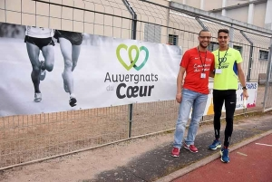 Nouredinne Maaroufi et Thibaut Rouchon
