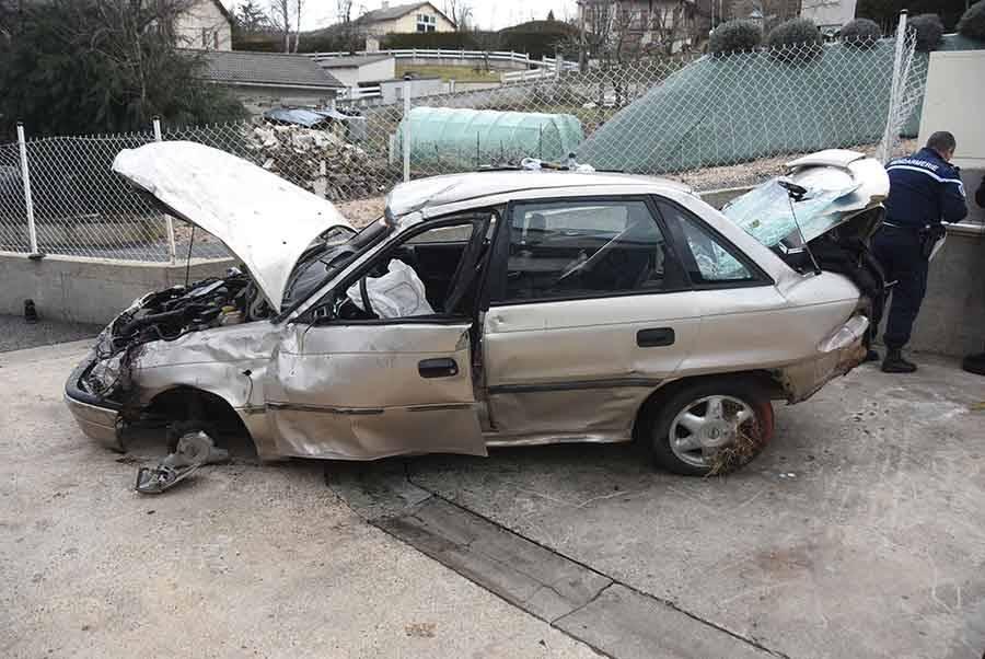 Accident mortel de Saint Hostien: le conducteur interpellé au Puy-en-Velay