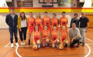 Basket : Jonzieux-Marlhes rejoint la DF2