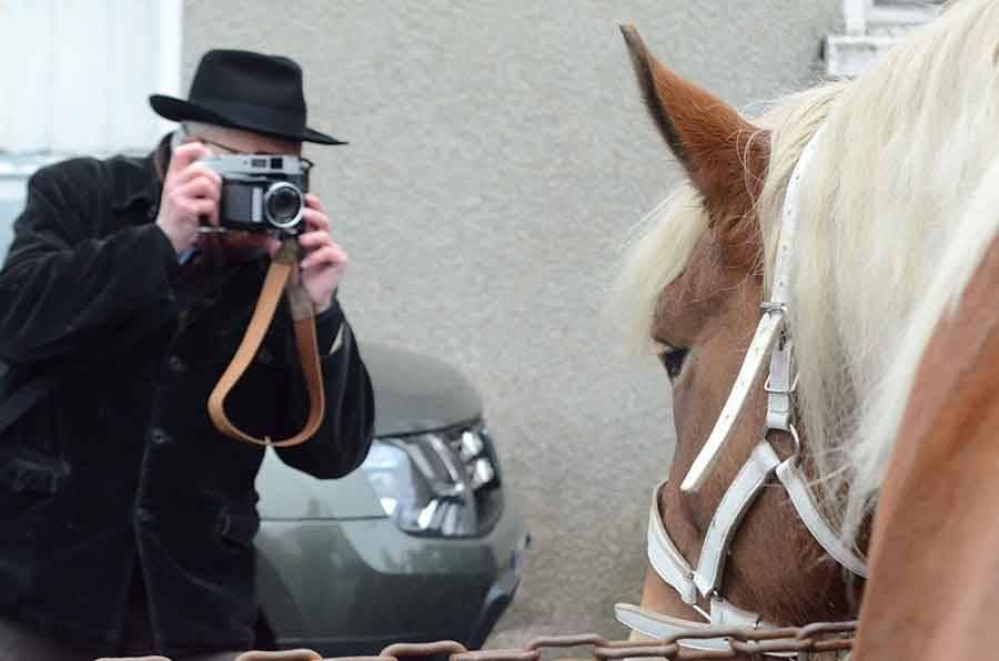 Fay-sur-Lignon : un concours photos pour la foire aux chevaux