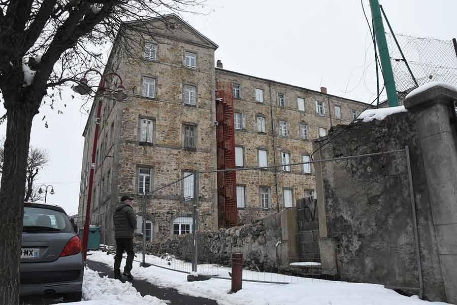 Yssingeaux : deux ans de travaux pour transformer le Sacré-Coeur en résidence seniors