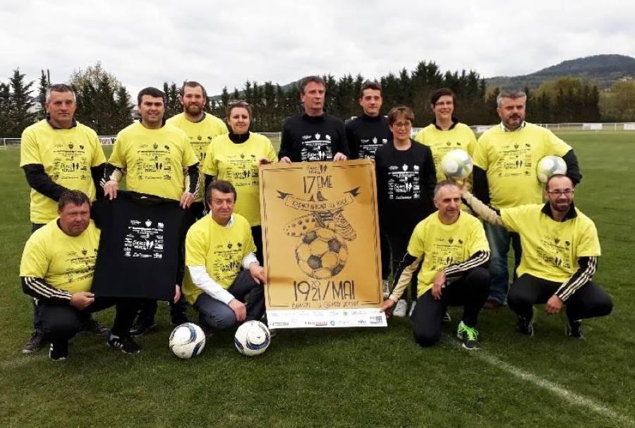 Blavozy/Saint-Germain : 1 500 jeunes footballeurs ce week-end pour le Tournoi des p'tites têtes