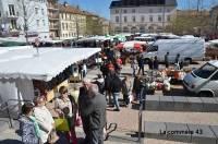 Le congrès national des marchés de France au Puy-en-Velay fin février