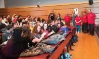 Monistrol-sur-Loire : les élèves sensibilisés aux différents dons