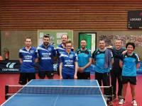 Tennis de table : Yssingeaux nourrit déjà des ambitions pour la saison prochaine