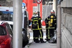 Le Puy-en-Velay : des aliments laissés sur le feu et un dégagement de fumée