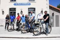 On peut désormais louer des vélos électriques à la gare de Raucoules