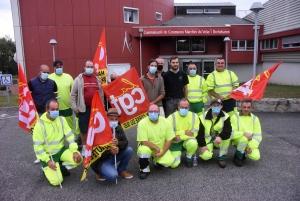 Monistrol-sur-Loire : pourquoi les agents des Marches du Velay-Rochebaron sont en grève