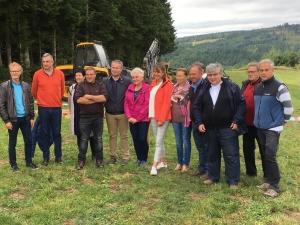 Tence : une forêt de visiteurs pour la 11e foire forestière