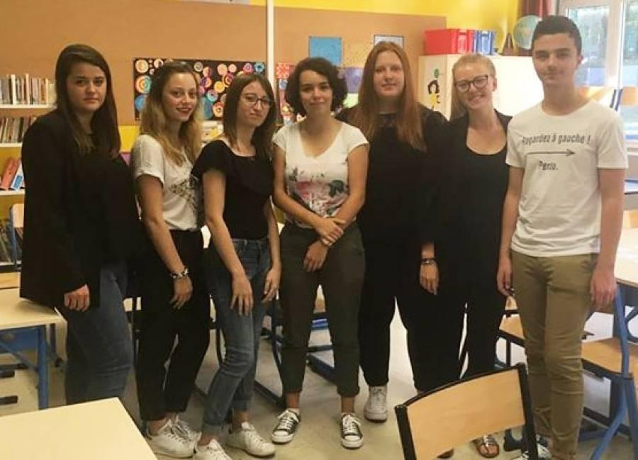 Sept étudiants s'engagent pour offrir un « IRM en jeu » aux enfants de l'Hôpital Nord