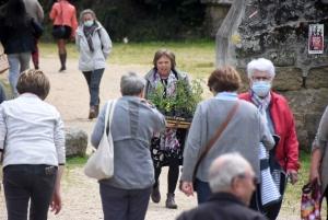 Un dimanche à la foire bio de Langeac (photos)