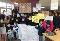 Arsac-en-Velay : la mobilisation continue pour éviter une fermeture de classe