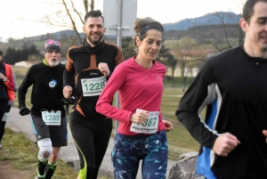 Trail de Bas-en-Basset : les 11,5 km