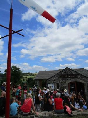 Saint-Clément : l'École du vent lance les festivités 2020