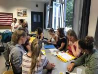 Yssingeaux : des Norvégiens à l'Ensemble scolaire catholique