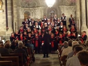 Lapte : un concert choral d'Envol'Art dimanche 7 juillet à l'église