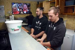 Tence : les rugbymen entre show et effroi devant le XV de France
