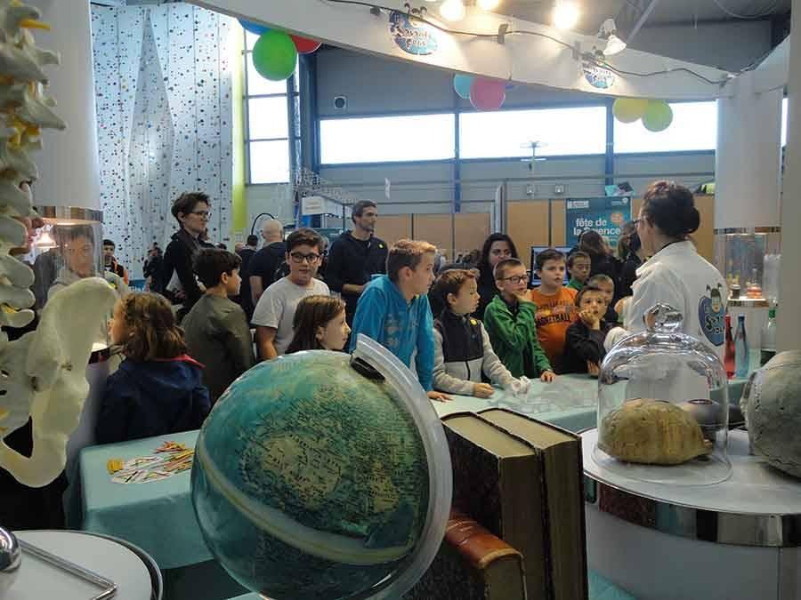 Une fréquentation à la hausse pour la 12ème Fête de la Science en Ardèche