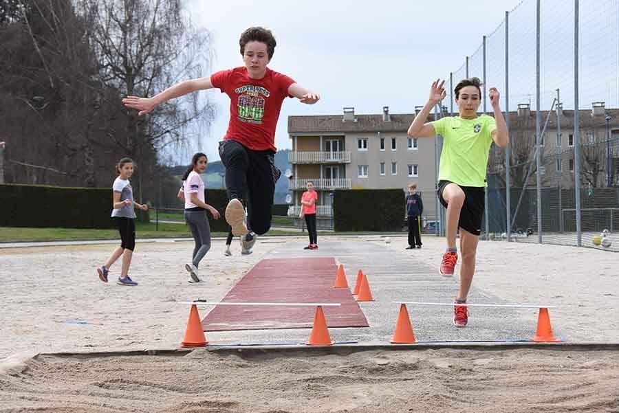 Dunières : un collégien sur trois pratique un sport scolaire