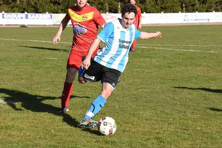 Deuxième but en trois matches pour Tino Murand.