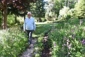 Chambon-sur-Lignon : visitez le jardin merveilleux de René Vogel ce dimanche
