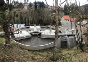 La Séauve-sur-Semène : la nouvelle station d'épuration proche de sa mise en service