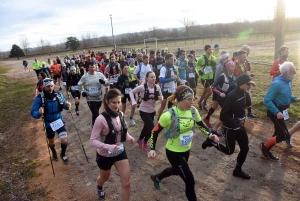 Bas-en-Basset : 470 coureurs au Rochebaron Trail