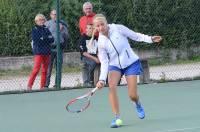 La Russe Marina Shamayko a été battue en demi-finale.