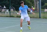 Elie Rousset tentera de gagner le tournoi dimanche, comme en 2012.