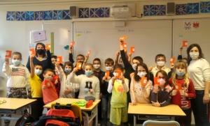 Blavozy : les écoliers familiarisés avec l'art du haïku