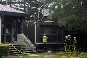 Brives-Charensac : un incendie s'attaque à une entreprise d'informatique