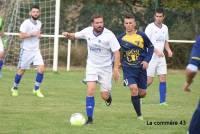 Foot : les Villettes freinés par le FC Arzon
