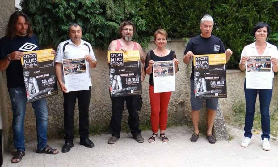 Le Chom'Blues festival s'invite à Saint-Geneys-près-Saint-Paulien