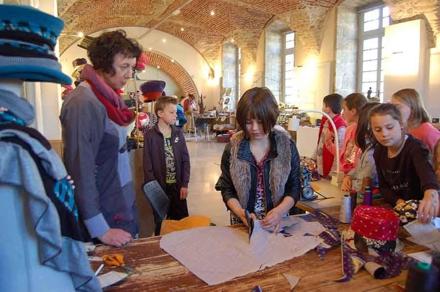 La Séauve-sur-Semène : quinze exposants pour les Journées des métiers d'art