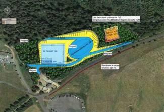 Les Estables : un projet de stade de biathlon au pied du Mézenc - La Commère 43