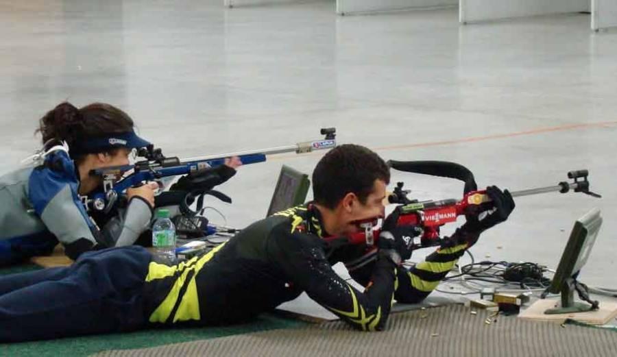 Lantriac : une initiation au biathlon le 16 juin à la patinoire