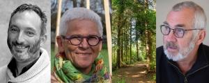 Le Chambon-sur-Lignon : une oeuvre collective en projet dans le bois Lambert