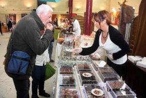 Yssingeaux : entre 1 500 et 2 000 visiteurs aux Escapades chocolatées