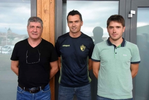 Romain Tack, Pierre-Nicolas Berlier et Stéphane Valentin