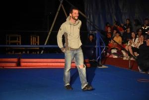 Sainte-Sigolène : les ateliers d'Hurluberlu ouvrent le festival des arts du cirque Chap'erlipopette