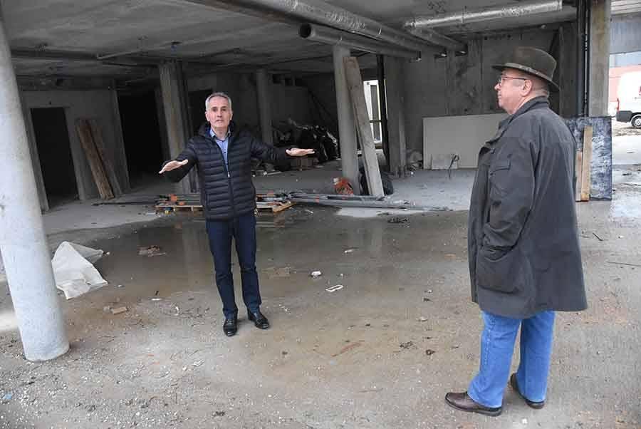 Sainte-Sigolène : les travaux de la Résidence Sigolène seront terminés au 2e semestre